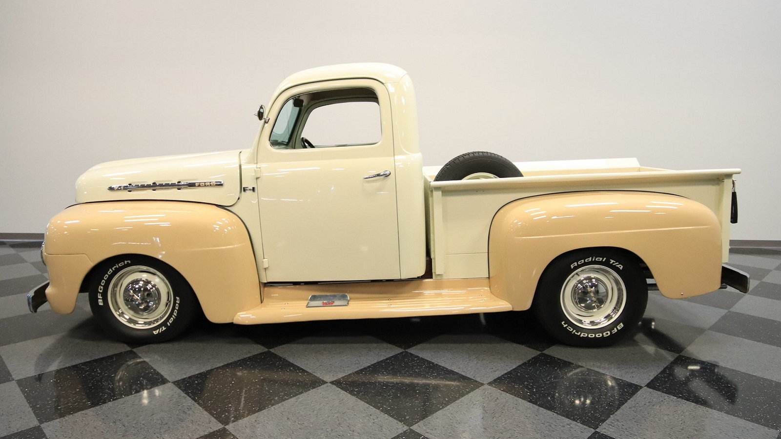 The 1951 Pickup that is Totally Boss