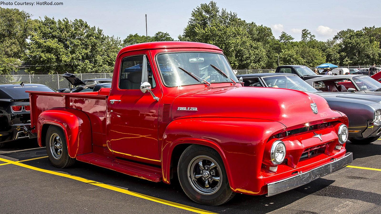 Red 50s Cruiser