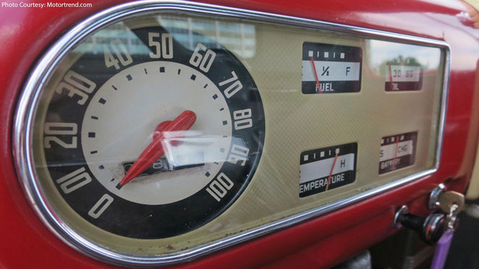 Ford F1, 1950, Classic