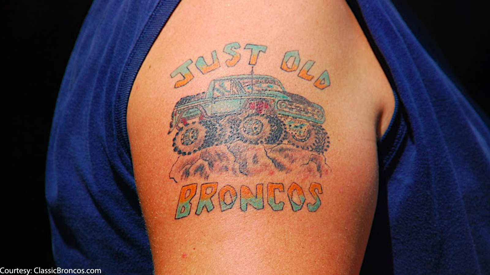 Just Old Broncos