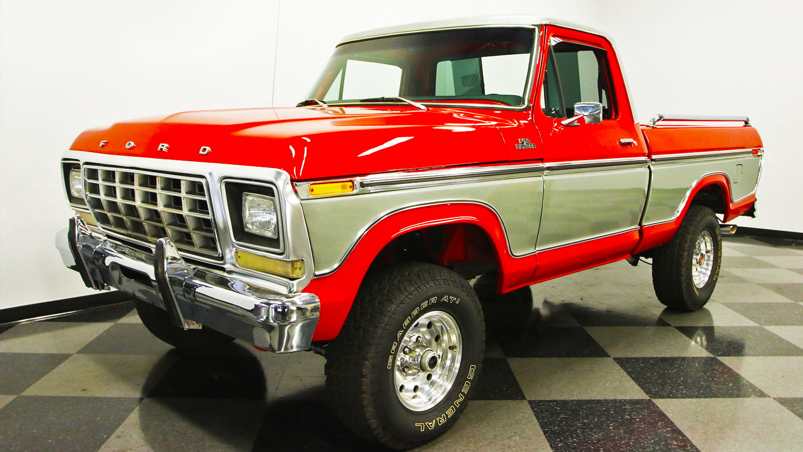 1979 Ranger Grabs All the Attention