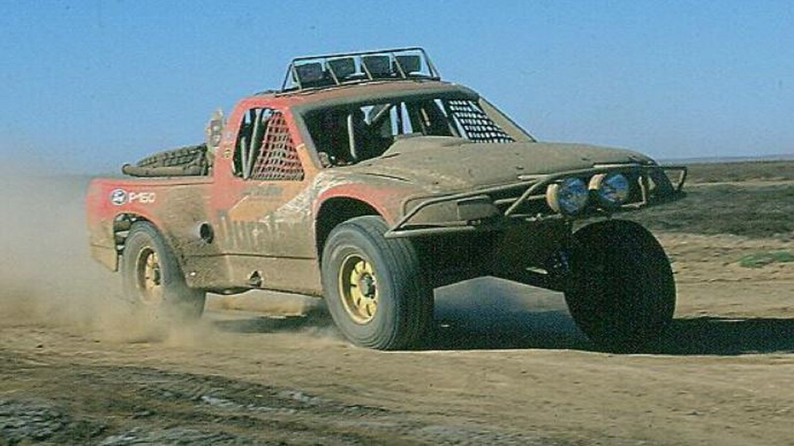 Enduro Racing 1998 Ford F-150 Trophy Truck