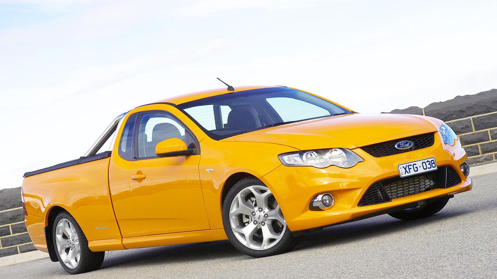 Ford Falcon Ute - Australia