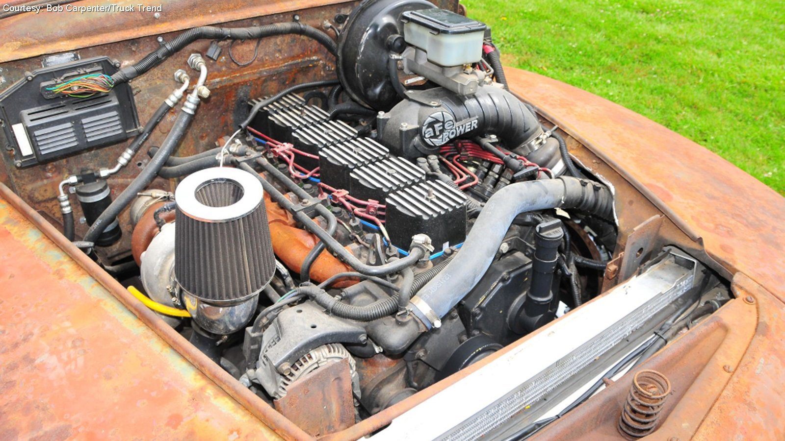 1950 F-1 Farm Rat: Patina or Just Rust?