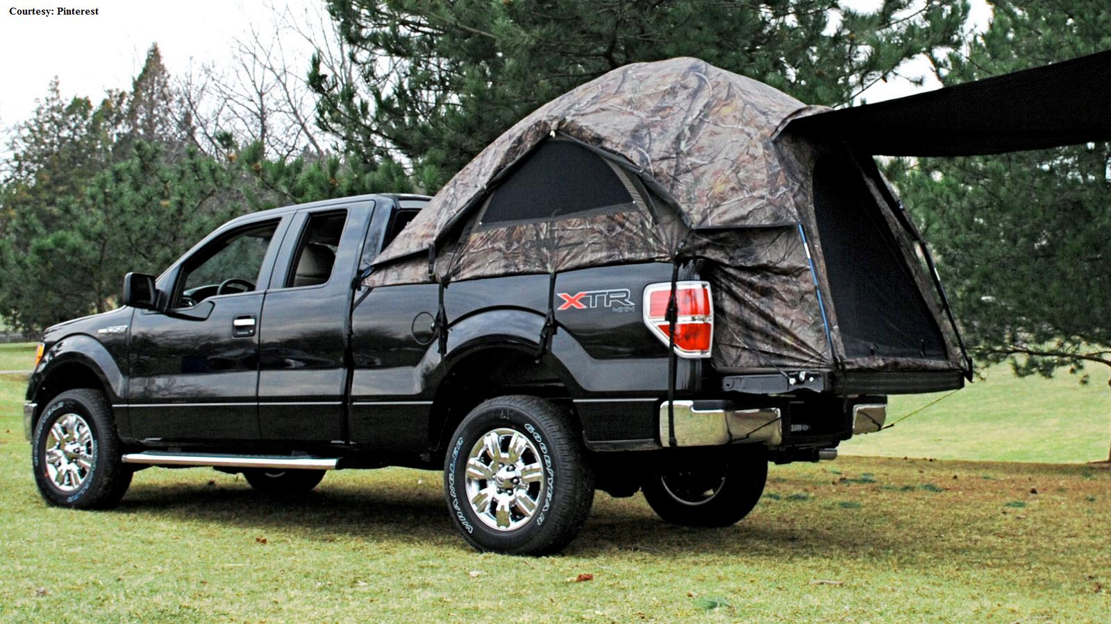A Pop-up Camper