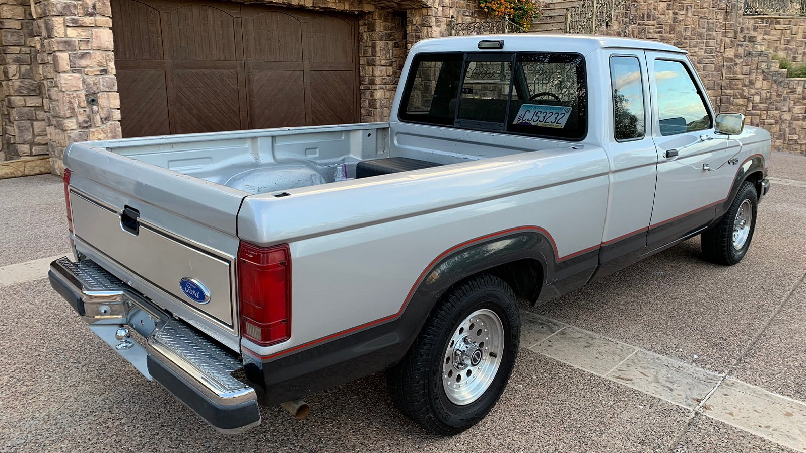 Incredibly Clean 1990 Ford Ranger Is a Compact Survivor