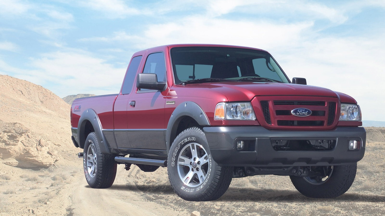 How the Ford Ranger Became an American Icon