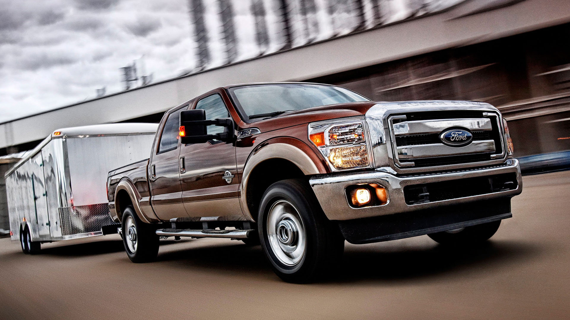 Ford F 250 Towing And Hauling Specifications Ford Trucks