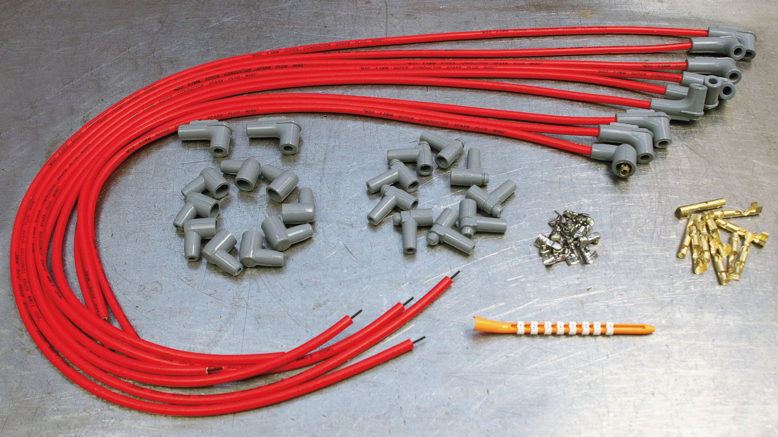 Ford F-150/F-250: How to Replace Spark Plug Wires   Ford-trucksFord Truck Enthusiasts