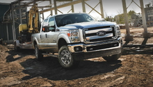 ford f-250: how to replace fuel filter