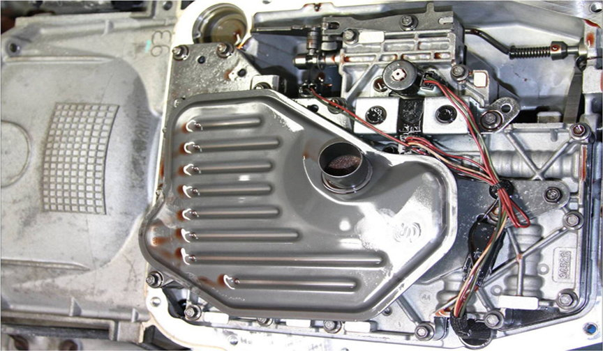 transmission pan 27511 ford f150 transmission shudder why ford trucks 2006 ford f150 transmission wiring diagram at reclaimingppi.co