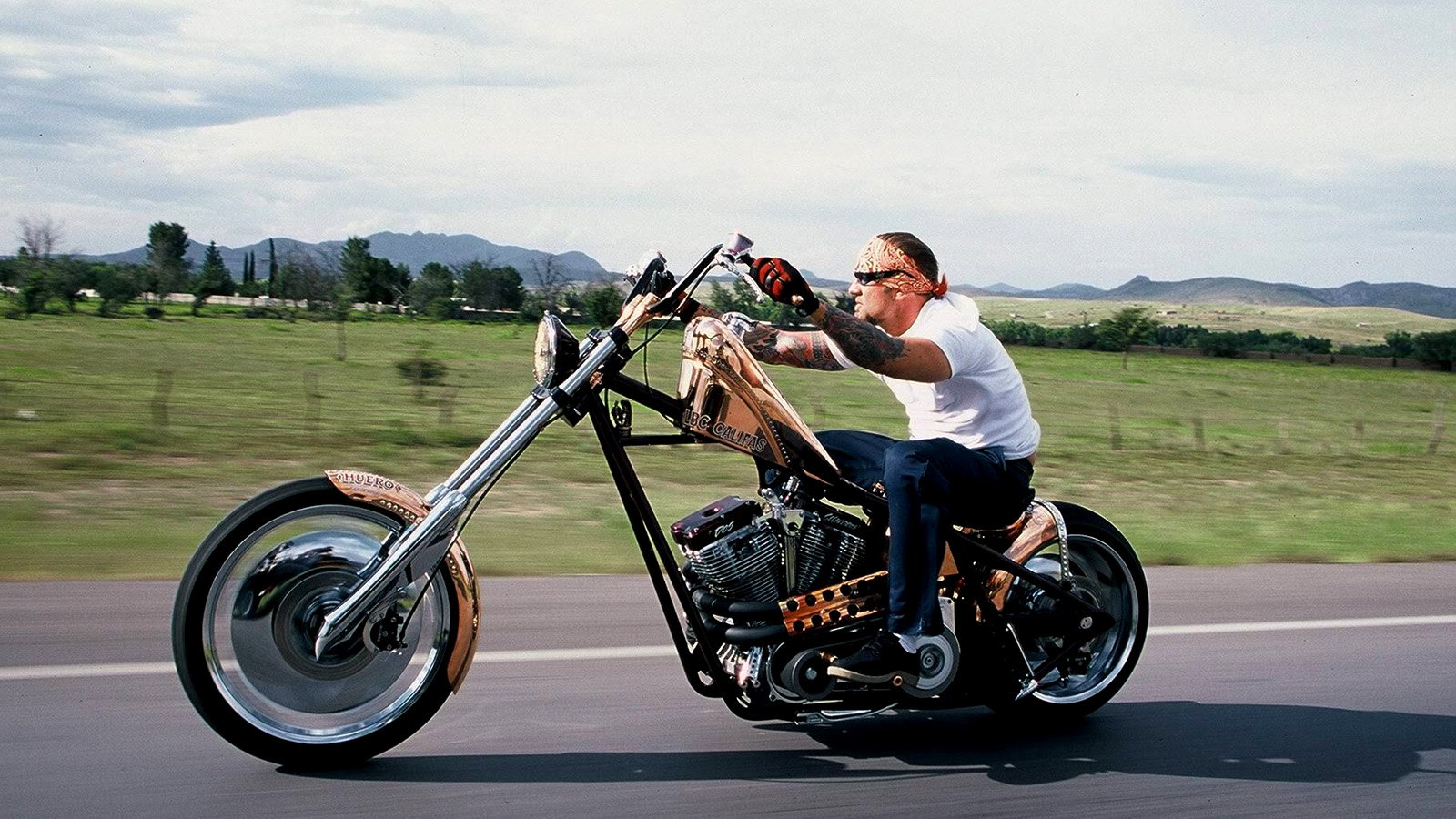 Iconic Builds From West Coast Choppers Hdforums