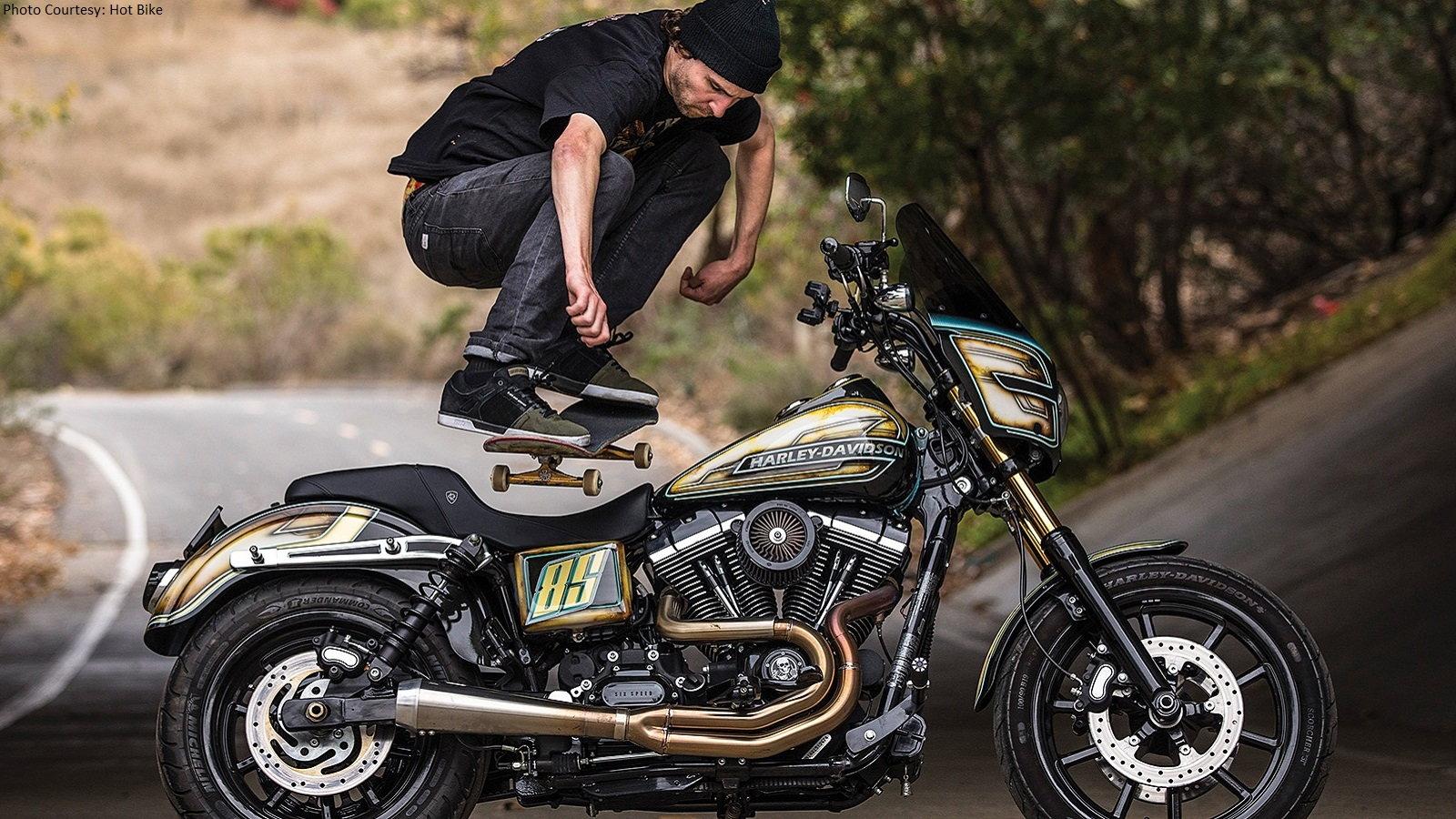Skateboard Champ Rocks a Dyna Low Rider