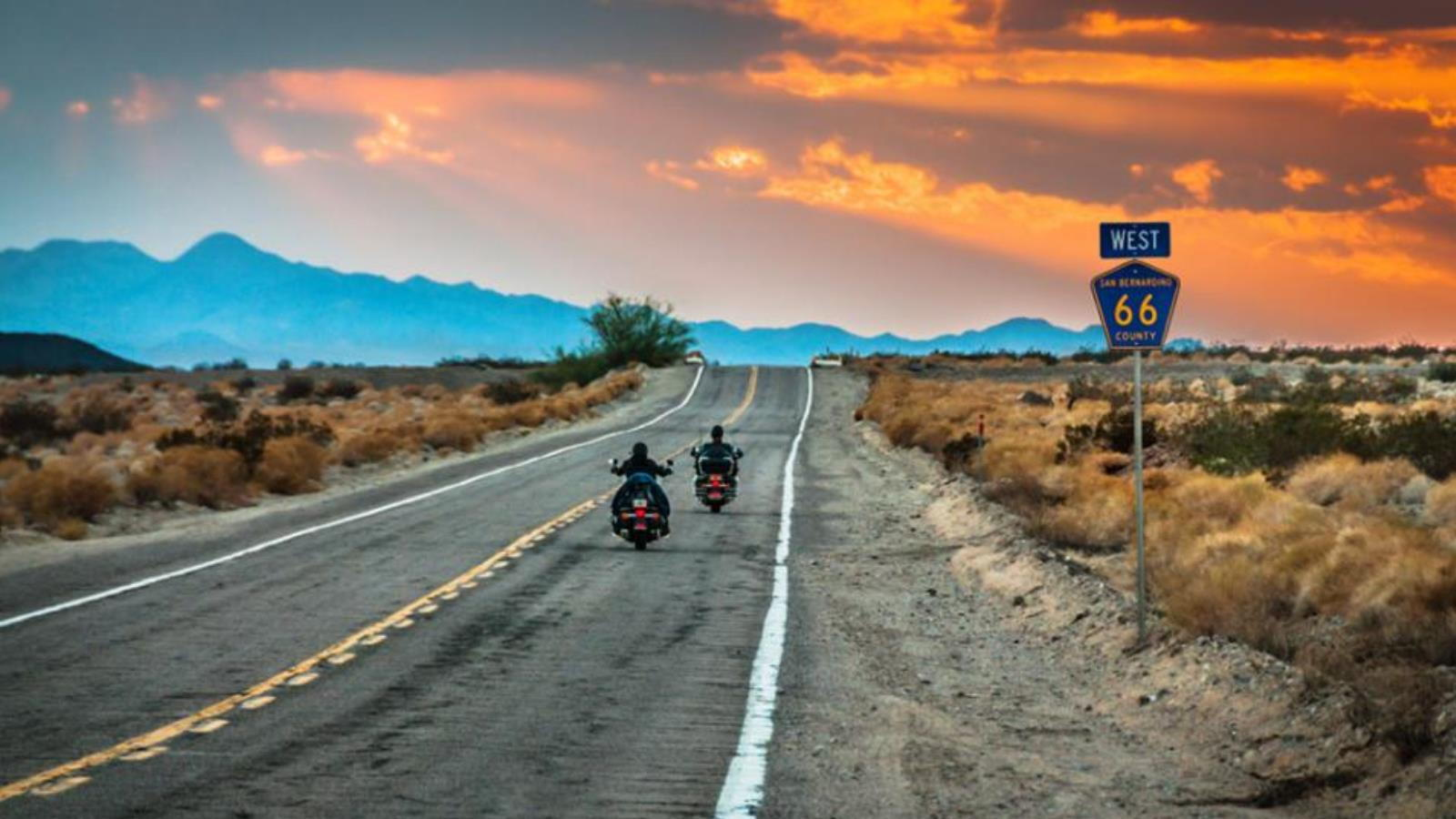 America's Best Roads to Ride With Your Harley