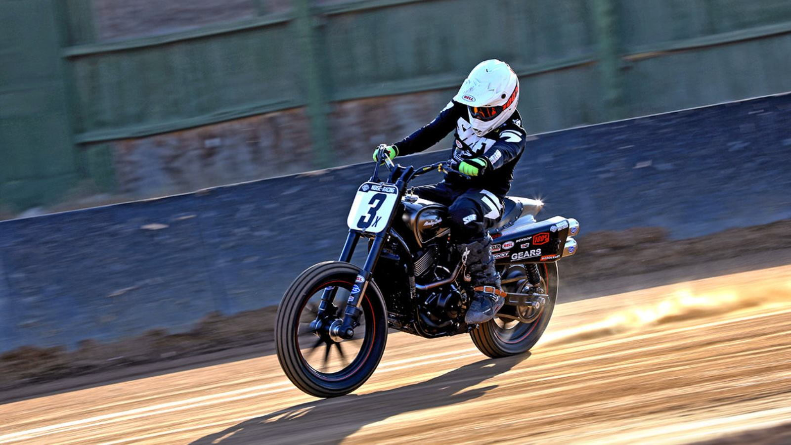 Noise Cycles' Street Flat Track Racer