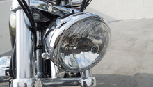 Harley Davidson Touring How to Install Halo Headlights ... on