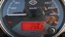 Harley Davidson Sportster Warning Lights General Information
