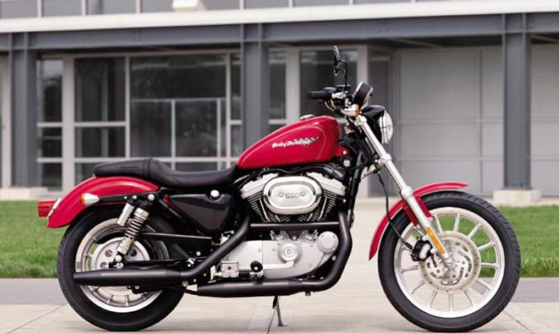 Harley Davidson Xlh  Recommended Tires