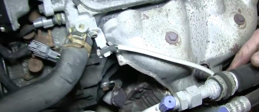 Honda Civic How to Replace Oxygen Sensor   Honda-tech