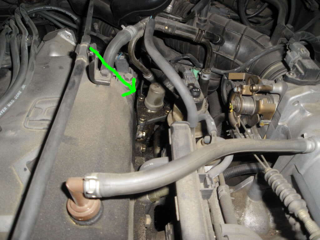 Honda accord why is vtec solenoid leaking oil honda tech step 3 monitor leak pooptronica