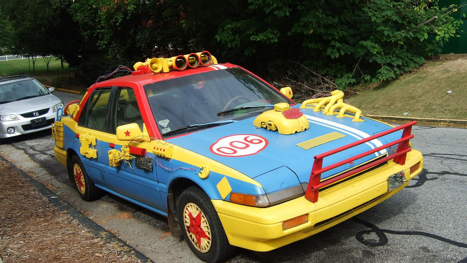 Honda clownmobile