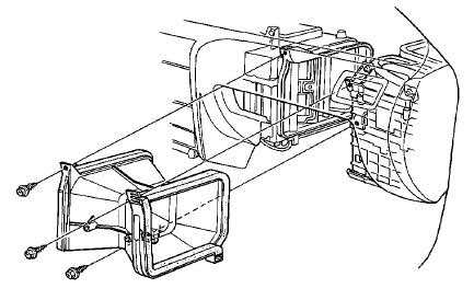 honda accord how to replace blower motor assembly honda tech rh honda tech com
