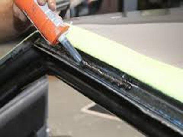 Leaking Car Door Seal Repair