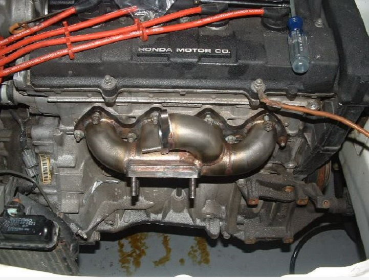 Accordturbokitmanifold