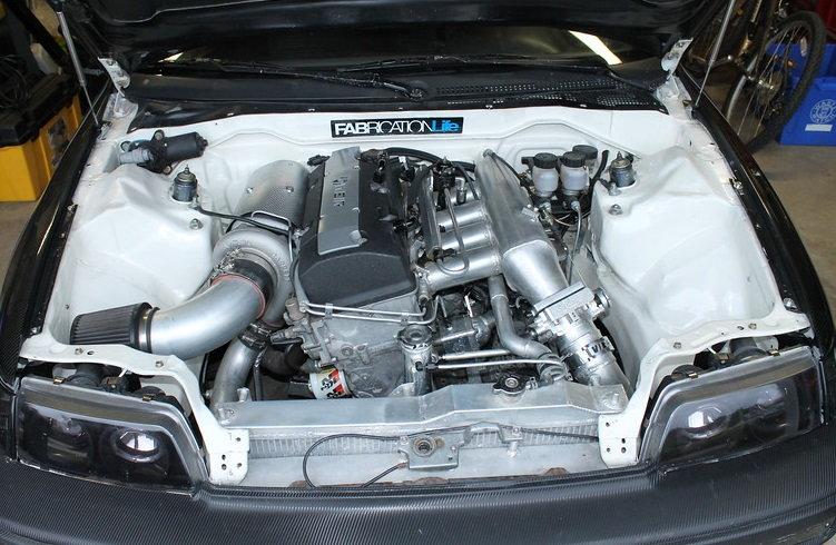 acura vigor engine swap