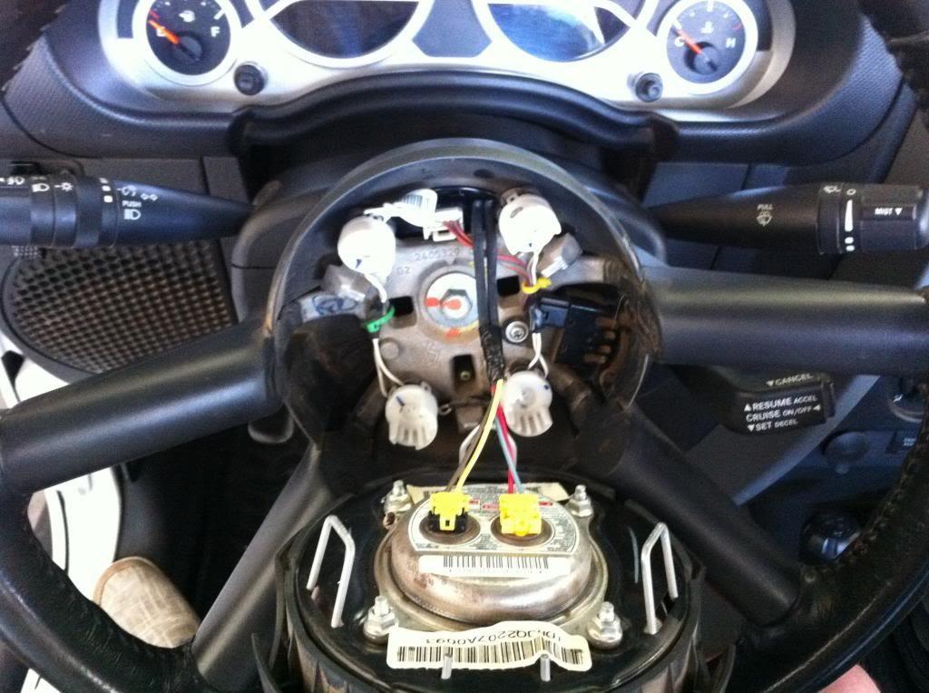 Jeep Wrangler Jk 2007 To 2015 How Replace Clockspring Jkforum