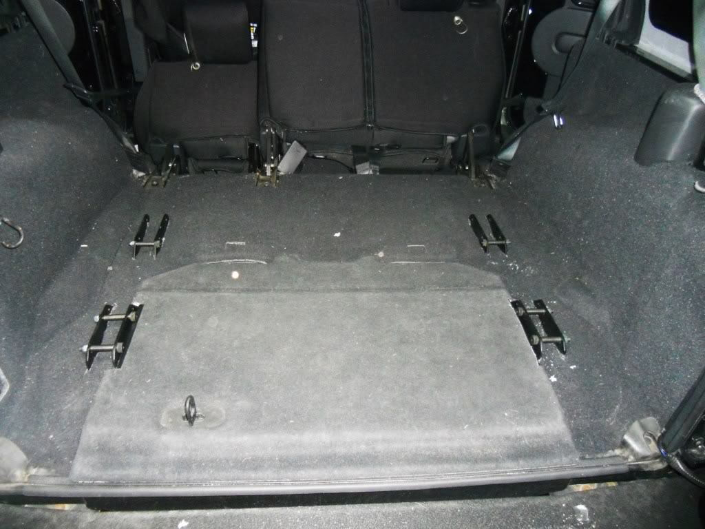 Jeep Wrangler JK 2007-present How to Install Third Row ...