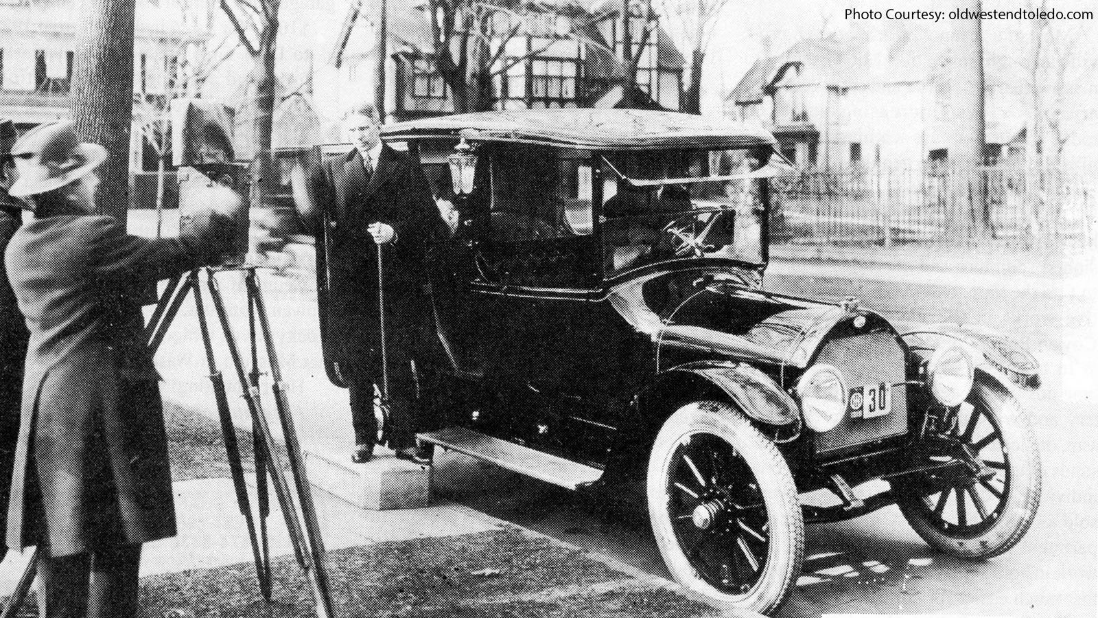 John Willys: The Man Who Pushed for Something More