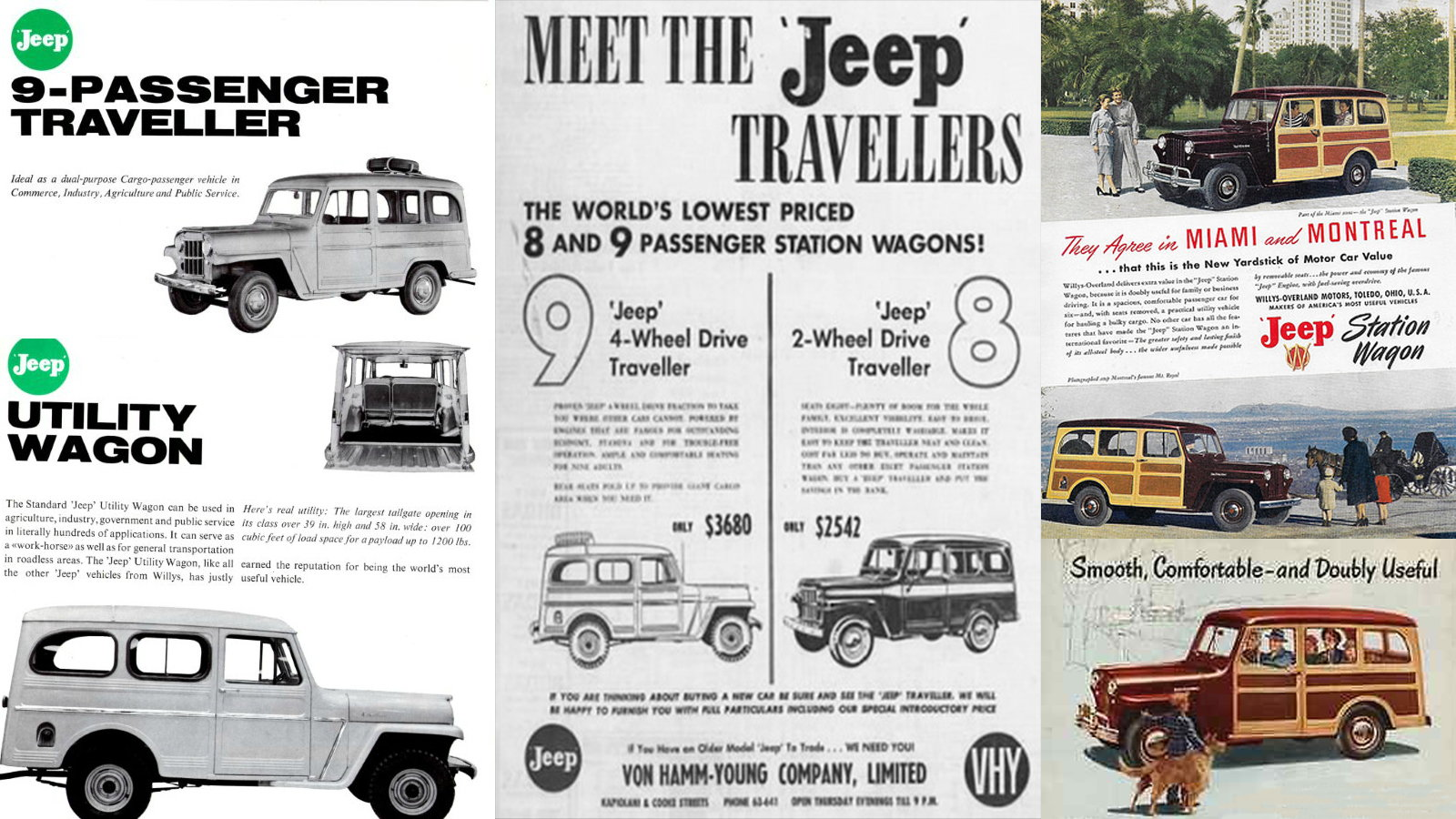 1963 Jeep Willys Traveller is a Crown Jewel at SEMA