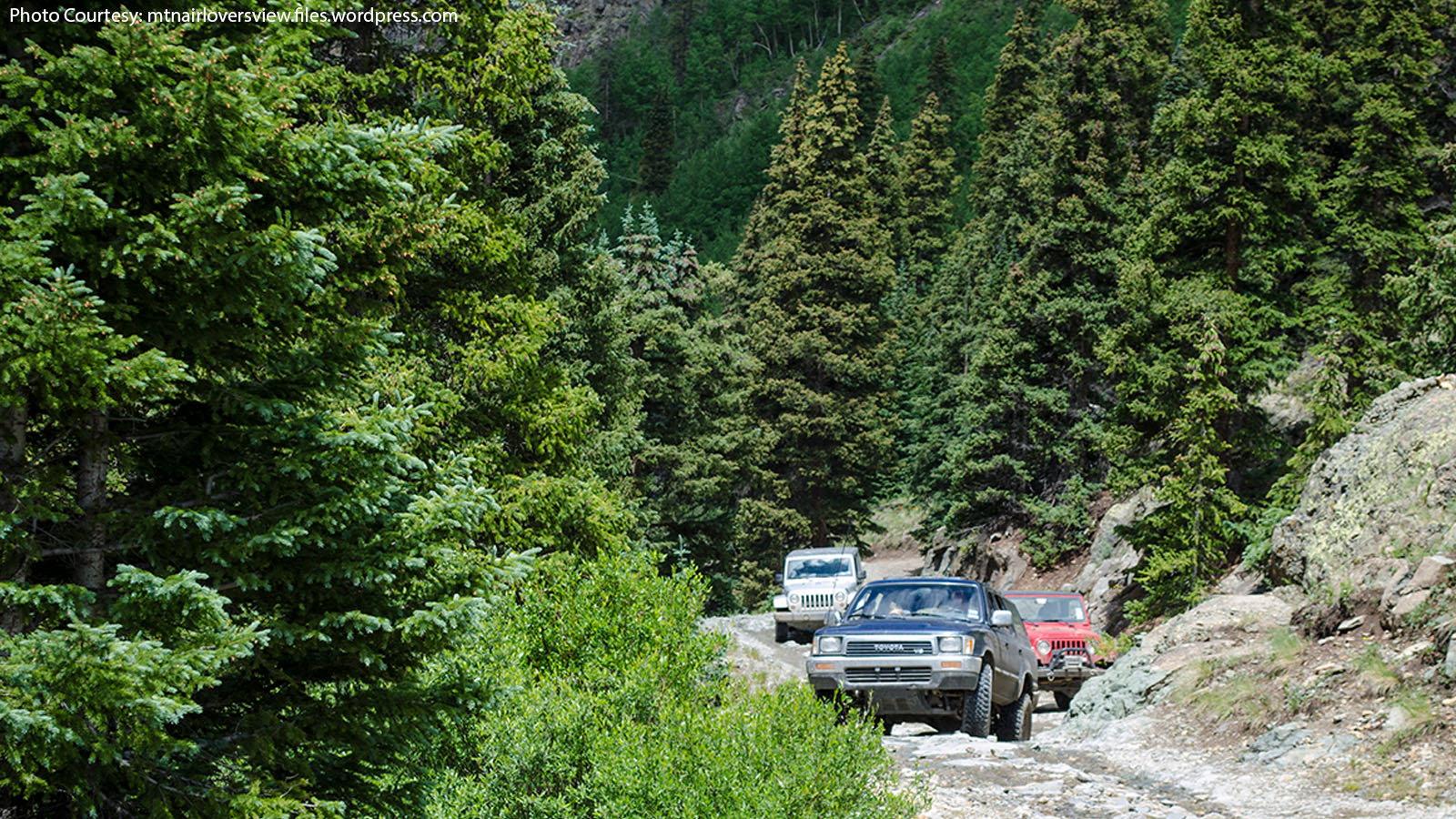 Alpine Loop Trail