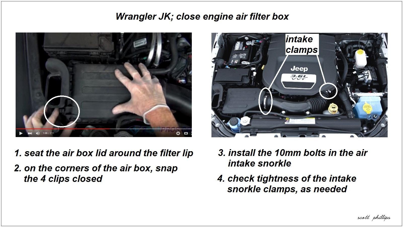 Wranglerjkcloseengairbox on 2015 Jeep Wrangler Oil Filter
