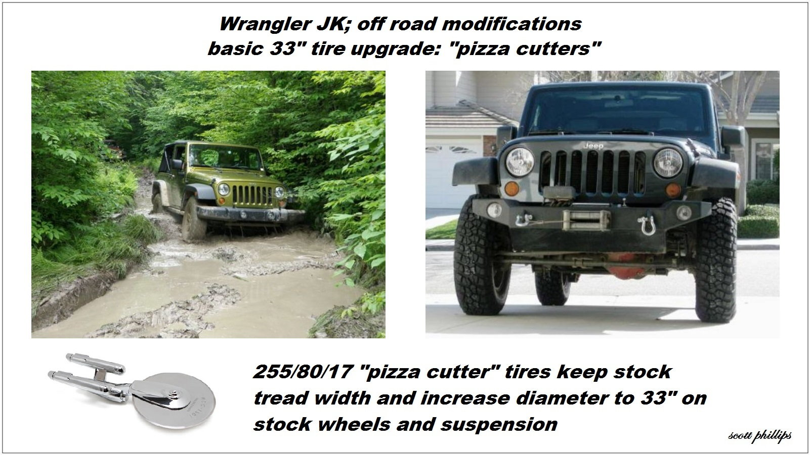 Tire Patch Cost >> Jeep Wrangler JK 2007 to present Off-Road Modifications ...