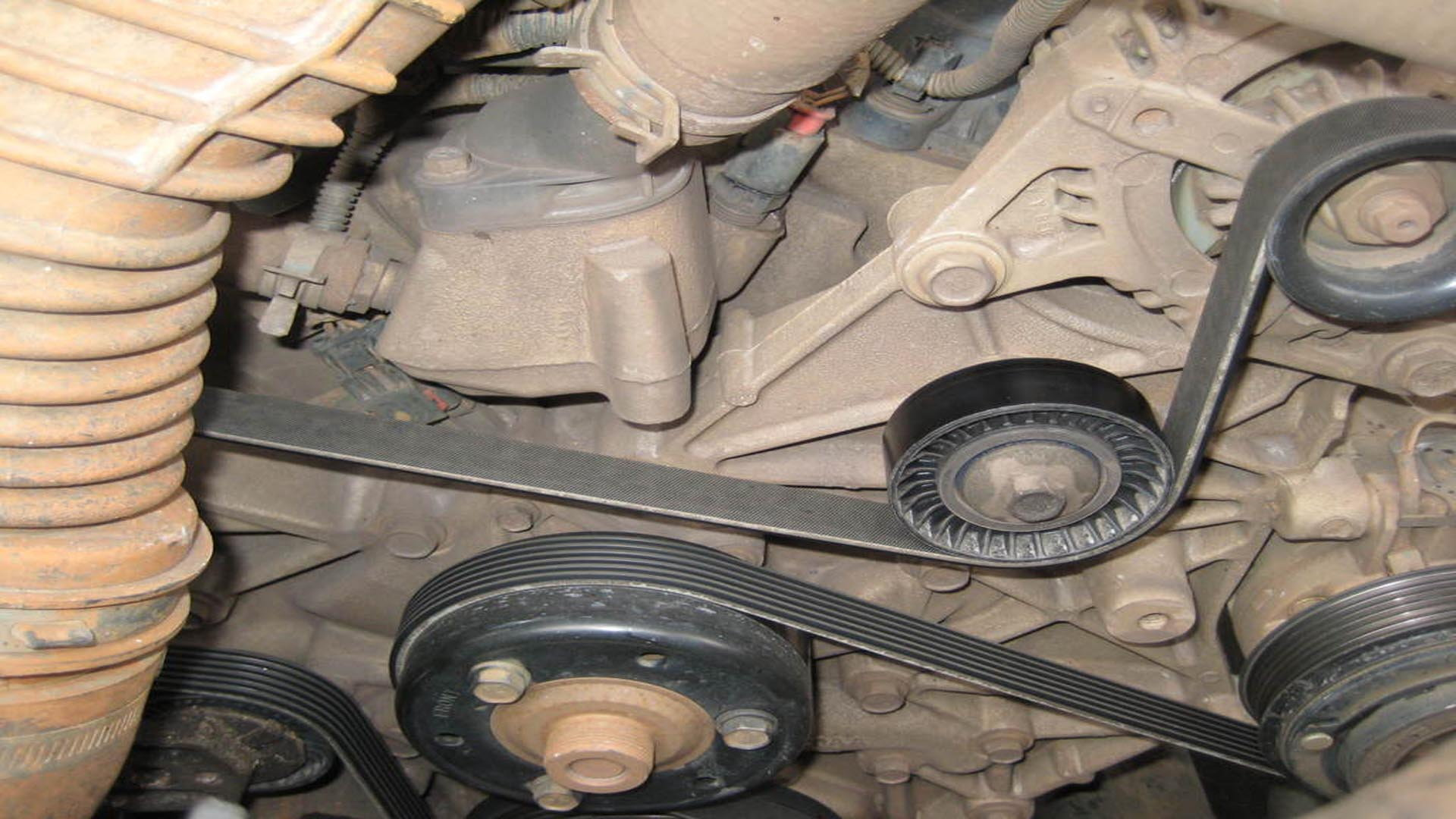 Jeep Wrangler Jk How To Replace Serpentine Belt Jk Forum