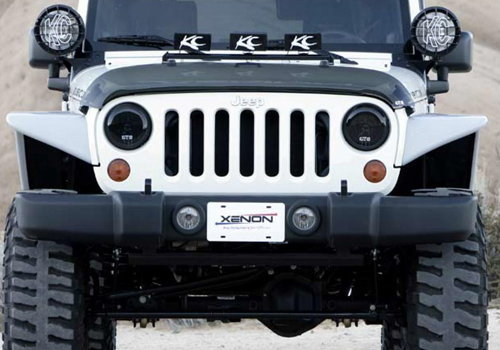 Jeep Wrangler Jk 2007 To Present How To Black Out