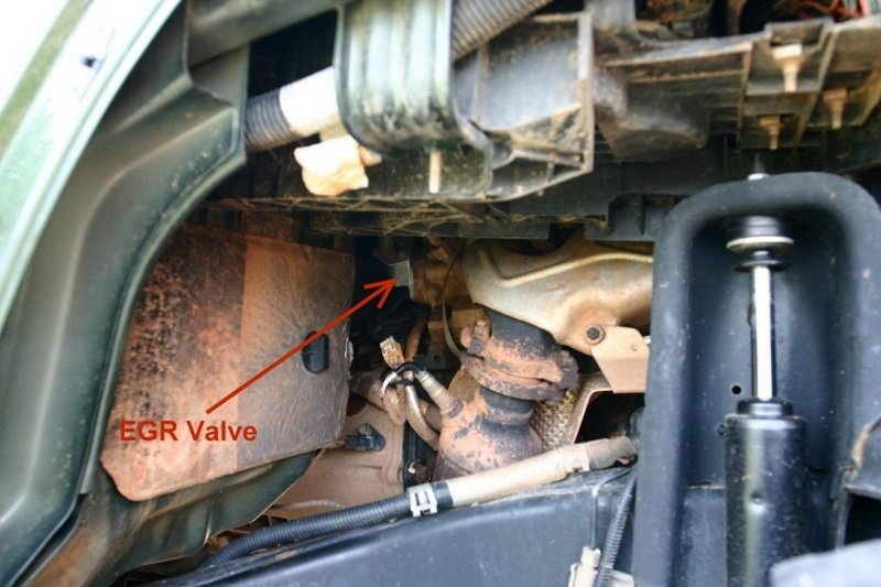 jeep wrangler jk 2007 to present how to replace egr valve