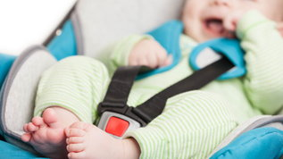 baby in car seat common car seat mistakes parents can make