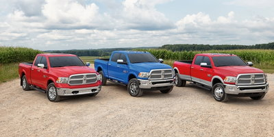 Ram Announces Harvest Edition Models