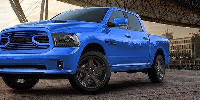 Ram Announces 1500 Hydro Blue Sport Edition