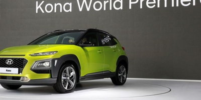 2018 Hyundai Kona Pricing and Equipment Announced