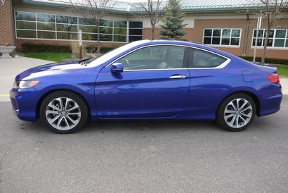 2014 Honda Accord Coupe Ex L V6 Driving Impressions Lotpro