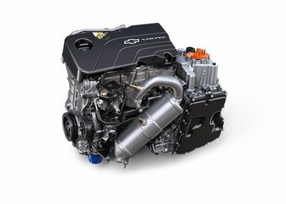 GM 1.5L DOHC direct-injection I-4 (Chevrolet Volt)