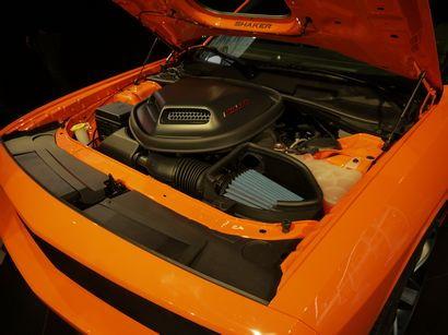 2014 Challenger R/T Shaker