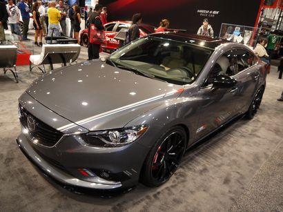 Mazda6 Club Sport Concept