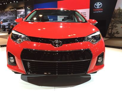 2016 Toyota Corolla Special Edition