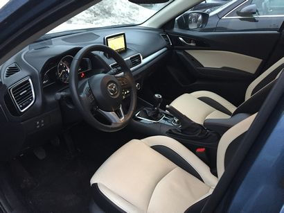 2015 Mazda Mazda3 S Grand Touring