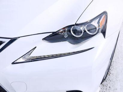 2015 Lexus IS 250 F Sport LED headlights